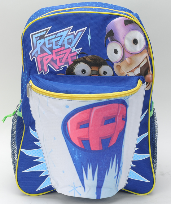 Fanboy and Chum Chum Large Backpack (31345A)